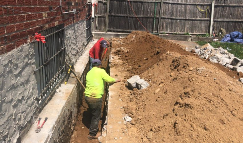 Basement Waterproofing Contractor NY