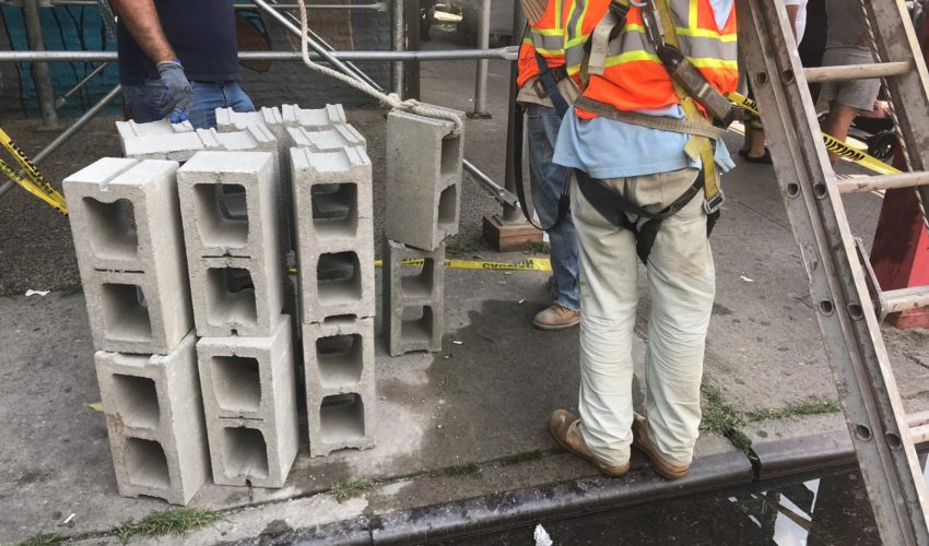 masonry contractor nyc