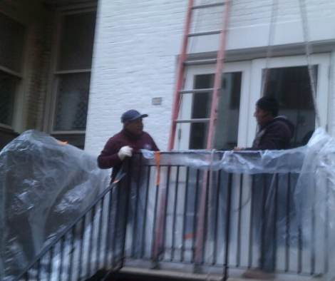 balcony repair contractor Queens NY