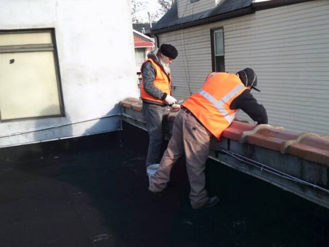 Parapet Restoration Contractor NYC