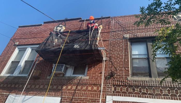 Facade Restoration NY