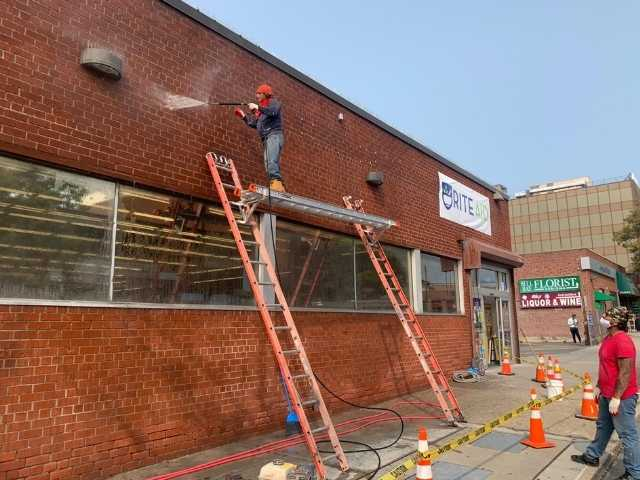 brick cleaner queens ny