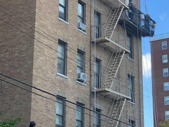 Facade Restoration Bronx NY