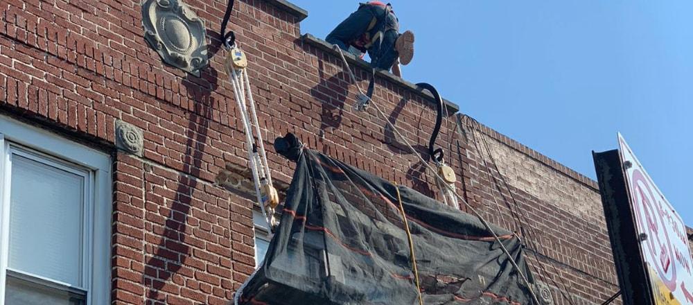 concrete masonry services